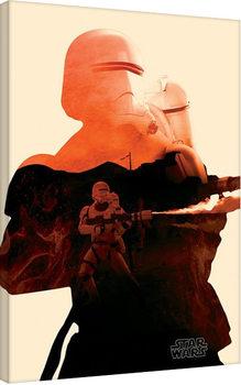 Obraz na plátně  Star Wars VII: Síla se probouzí - Chewbaca Tri