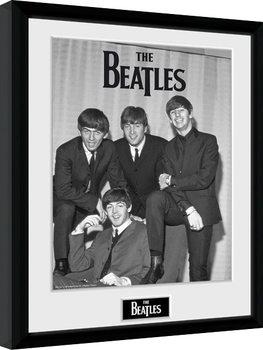 Zarámovaný plagát The Beatles - Chair