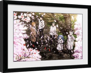 Zarámovaný plagát Tokyo Ghoul: Re - Sakura Blossom