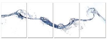 Obraz Abstrakce vody