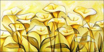 Obrazová reprodukce  Ale - Calle di vetro
