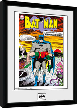 Batman Comic - Robin Dies At Dawn oprawiony plakat