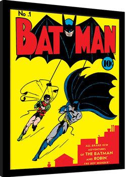Batman - No.1 zarámovaný plakát
