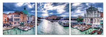Obraz  Benátky – zátoka