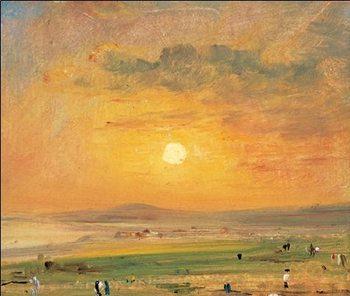 Brighton Beach, 1824-26 Obrazová reprodukcia