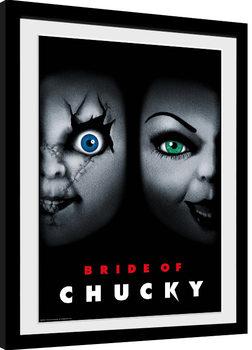 Chucky - Bride of Chucky zarámovaný plakát