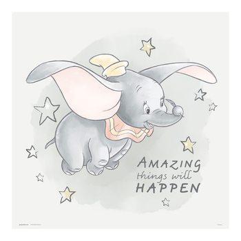 Obrazová reprodukce  Disney - Dumbo