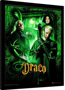 Harry Potter - Draco zarámovaný plakát