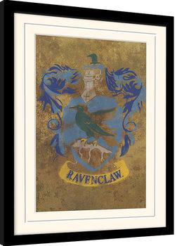 Harry Potter - Znak Havraspáru zarámovaný plakát