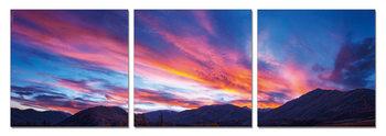 Obraz Hořící obloha