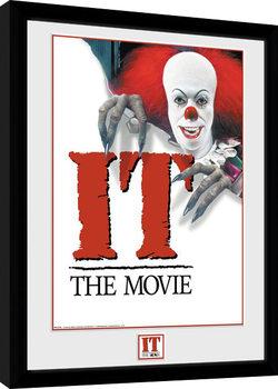 IT - 1990 Poster Zarámovaný plagát