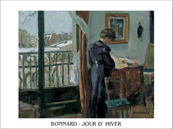 Obrazová reprodukce  Jour d'hiver, 1905