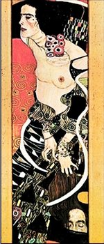 Judith II Salomé Obrazová reprodukcia