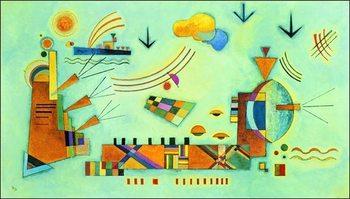 Obrazová reprodukce Kandinsky - Dolce Evento