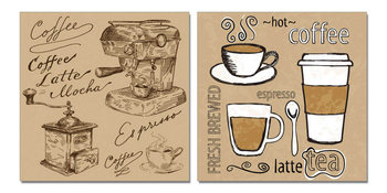 Obraz Káva