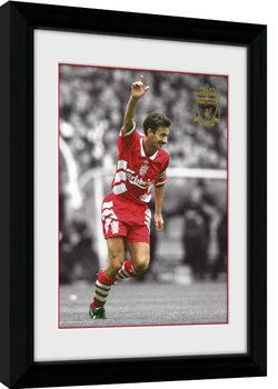 Liverpool - Rush oprawiony plakat