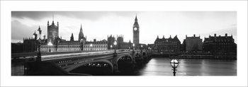 Obrazová reprodukce London, England