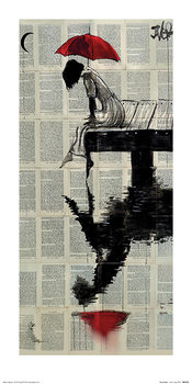 Loui Jover - Serene Days Obrazová reprodukcia