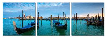Obraz  Modrý přístav