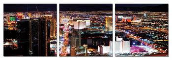 Obraz  Noční metropole