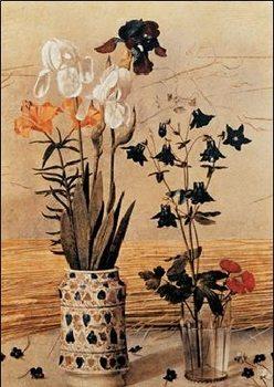Obrazová reprodukce  Oltář Portinariů, 1475 (část)