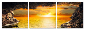 Obraz Sea - Sunset View