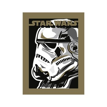 Obrazová reprodukce  Star Wars - Stormtrooper
