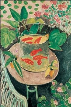 The Goldfish, 1912 Obrazová reprodukcia