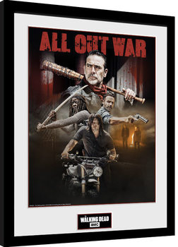The Walking Dead - Season 8 Collage oprawiony plakat