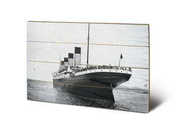 Obraz na drewnie Titanic - New Promenades