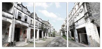 Obraz  Ulice města