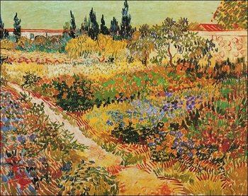 Obrazová reprodukce Van Gogh - Giardino Fiorito