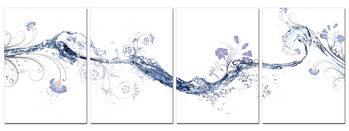 Obraz Vodní abstrakce