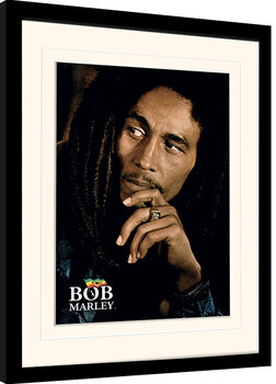 Zarámovaný plakát Bob Marley - Legend
