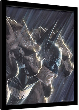 Oprawiony plakat DC Comics - Gotham's Protector