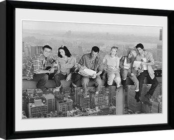 Oprawiony plakat Friends - On Grider