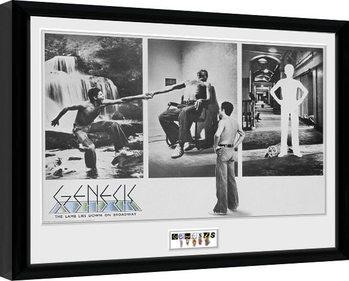 Zarámovaný plakát Genesis - The Lamb Lies Down V2