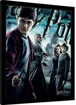 Zarámovaný plakát Harry Potter - Princ dvojí krve