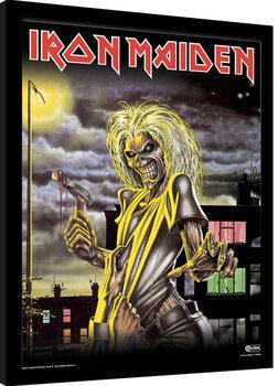 Zarámovaný plakát Iron Maiden - Killers