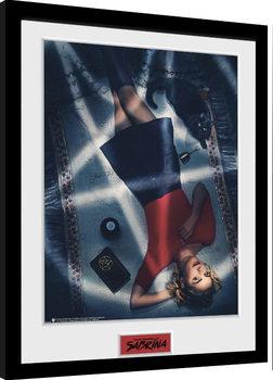 Zarámovaný plakát Sabrina - Keyart