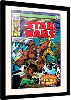 Zarámovaný plakát Star Wars - Day of the Dragon Lords