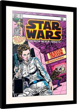 Zarámovaný plakát Star Wars - Golrath Never Forgets
