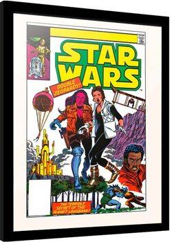 Zarámovaný plakát Star Wars - Lashbane