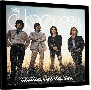 Zarámovaný plakát The Doors - Waiting for the Sun