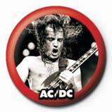 Odznaka AC/DC - Angus