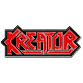 Przypinka Kreator - Logo
