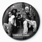 Przypinka Linkin Park - Group