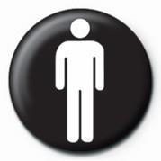 Odznaka MALE SIGN