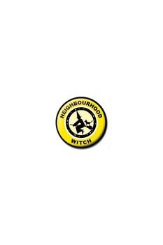 Odznaka NEIGHBOURHOOD WITCH