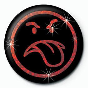 Odznaka RASPBSPERRY - Face